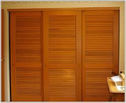 Wood Closet Doors Bedroom Sliding Panel Closet Doors All Modern Home Designs