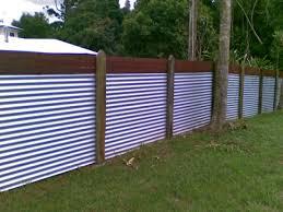 delightful design sheet metal fence panels pleasing corrugated