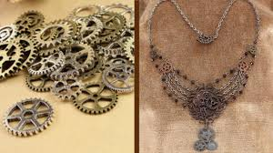 gothic steampunk necklace images Best steampunk jewelry designs that will blow your mind jpg
