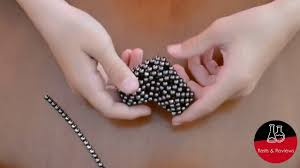 review 25mm powerful magnet balls ferrite large
