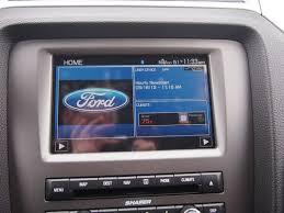 mustang navigation 2013 mustang gt tech drive generation navigation applink