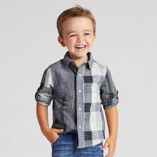 toddler boys button shirts genuine from oshkosh
