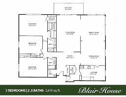 5 bedroom 3 bathroom house plans house plan inspirational 3 bedroom 3 5 bath house plans 4 bedroom
