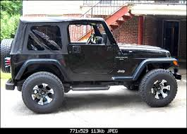 18 inch rims for jeep wrangler wanted pics of lifted jeeps with 32 33 inch tires jeep