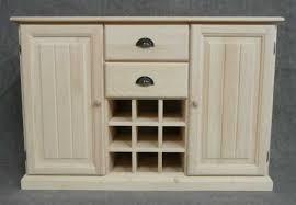 meubles de cuisine en bois brut a peindre peinture sur bois brut d accroche pour meuble cuisine buffet on in
