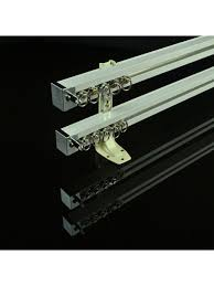 online get cheap double curtain track aliexpress com alibaba group