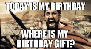 Gift Meme - 20 most hilarious happy birthday memes sayingimages com