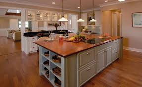 kitchen islands with stoves the pros and cons of electric vs gas stoves
