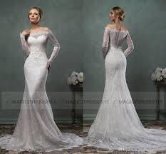 sheer lace wedding dress berta s 2017 wedding dress collection