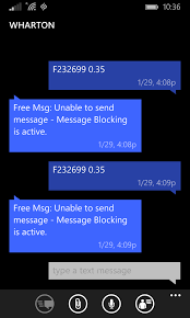 wp answers discussion free msg unable to send message message