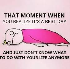Gym Rest Day Meme - rest day where is this rest muscle how do you train it shirt
