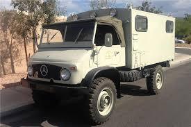 mercedes truck unimog 1962 mercedes unimog radio truck 157948