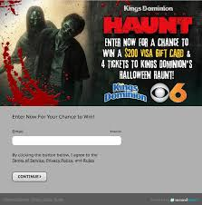 kings dominion halloween haunt 3 ideas to increase your october revenue second street lab
