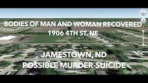 update victims id u0027d in possible jamestown nd murder
