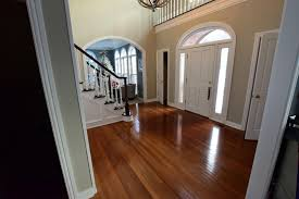 Brazilian Cherry Laminate Flooring Brazilian Cherry Stained Grey Green Bay Wisconsin