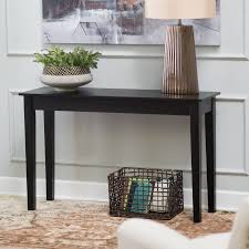 Console Table For Living Room by Finley Home Turner Console Table Hayneedle