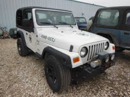 crashed jeep wrangler rebuildable jeeps
