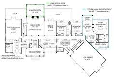 ranch home floor plans house with 3 car garage and in apartment multi