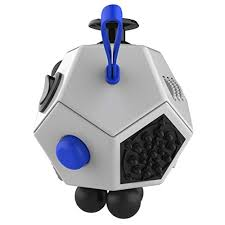 Desk Toys Coopei Fidget Toys Cube For Fidgeters Stress Relief Anxiety