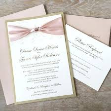 blush and gold wedding invitations awesome blush and ivory wedding invitations and classic blush