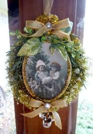 victorian style christmas ornaments shabby n chic christmas