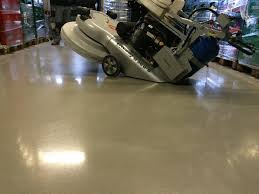 Concrete Floor Sweeping Compound by Lavina Floor Eco Polished Concrete