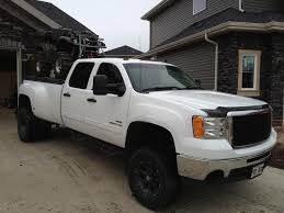 lifted gmc dually albertan new to here lifted dually chevy and gmc duramax diesel