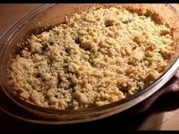 cuisiner courgettes le crumble de courgettes une recette savoureuse