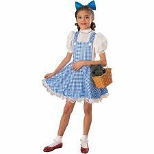 70 Halloween Costumes Dorothy Deluxe Child Halloween Costume Walmart