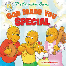 berestein bears the berenstain bears god made you special berenstain