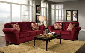 Red Sofa Set by Decoration Decorating Small Living Room With Red Sofa Tips To