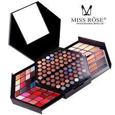 bridal makeup sets 2017 miss brand make up kit waterproof lasting mineral