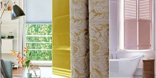 Curtains And Blinds 20 Colour And Interior Window Trends For 2017 Blinds Curtains