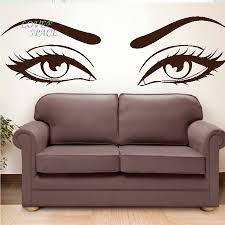 Modern Wall Stickers For Living Room Compare Prices On Wall Eyes Online Shopping Buy Low Price Wall