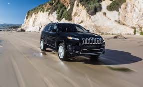 jeep trailhawk lifted 2018 jeep cherokee in depth model review car and driver