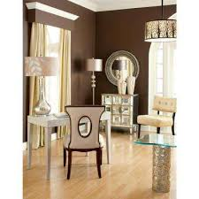 Shagreen Console Table by Tan Console Table Entryway Furniture Furniture The Home Depot