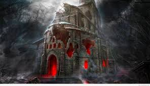 animated halloween wallpapers scary 3d halloween wallpapers