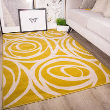 yellow rugs liven up your room with ochre u0026 gold rugs kukoon