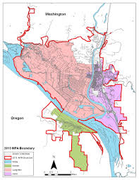 Map Of Counties In Washington State by Transportation Cwcog