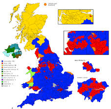 Map Election by Map Of The Uk General Election Results 2015 Oc 2000x1953 Mapporn