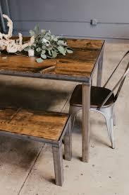 table rentals san diego brewery warehouse vintage industrial farmhouse farm house table