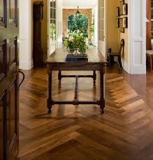 engineered t g parquet black walnut lacquered herringbone
