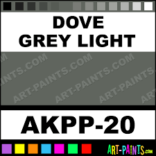 dove grey light opaque watercolor paints akpp 20 dove grey