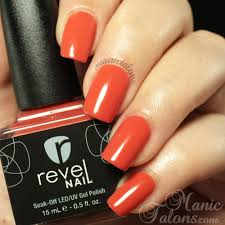 manic talons gel polish and nail art blog revel nail gel polish