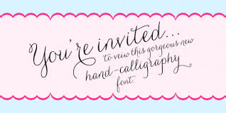 free fonts for wedding invitations wedding fonts generate designs with wedding fonts