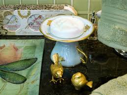 vintage bathroom decor ideas pictures tips from hgtv hgtv grand stand