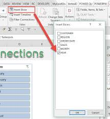 pivot table excel 2016 the ultimate guide to excel pivot table slicers free microsoft
