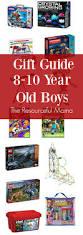 gift ideas 8 10 year old boys