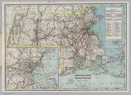 Massachusetts Counties Map by Railroad And County Map Of Massachusetts And Rhode Island David