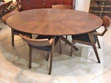 Modern Dining Table And Chairs Mid Century Dining Table Ebay